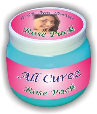 All Curez Rose Face Pack (Big)