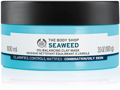 The Body Shop Seaweed Ionic Clay Mask(100 ml)