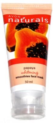 Avon Papaya whitening smoothies face mask