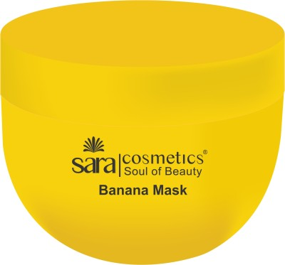 Sara Banana Mask