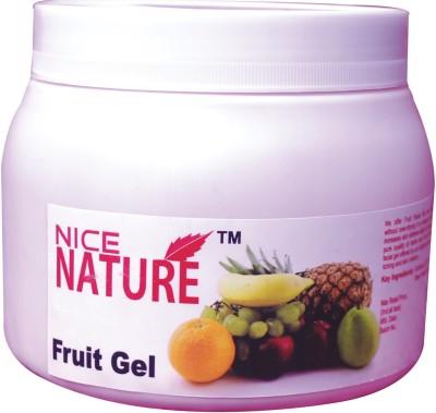 Nice Nature Fruit Gel 450gms Net
