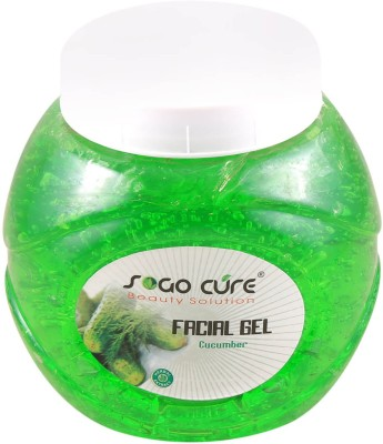Sogo Cure Cucumber facial Gel