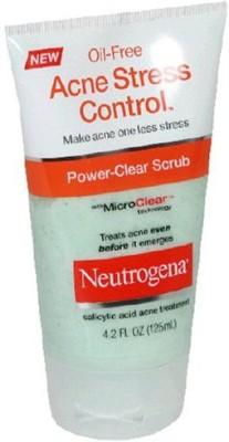 Neutrogena Acne Stress Control - Power - Clear Scrub