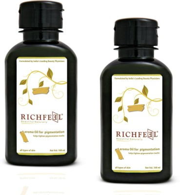 Richfeel Oil For Pigmentation 100ml (Pack Of 2)