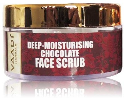 VAADI Chocolate Face Scrub