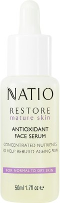 Natio Restore Antioxidant Face Serum