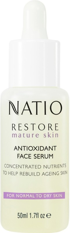 Natio Restore Antioxidant Face Serum(50 ml)