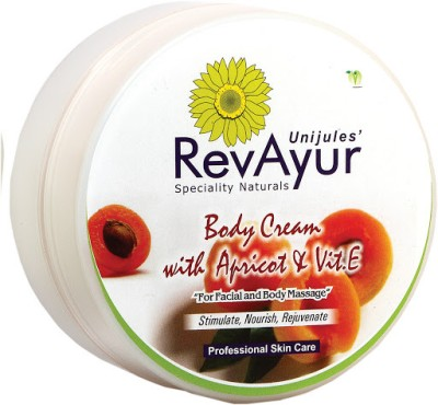 RevAyur Massage Cream Apricot
