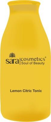Sara Lemon Citric Tonic
