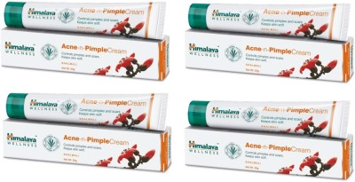 Himalaya Acne And Pimple Cream ( Pack Of 4 )