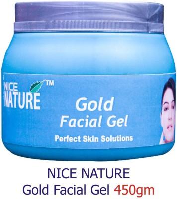 Nice Nature Gold Facial Gel 450gms Net