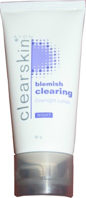Avon Blemish Clearing Overnight Lotion