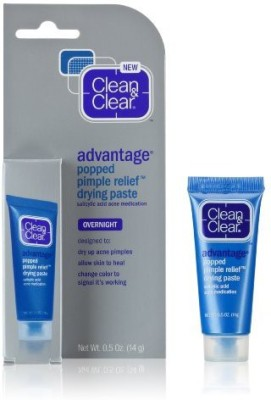 Clean & Clear Advantage Popped Pimple Relief Drying Paste