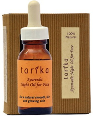 Tarika Ayurvedic Night Oil for Face (Jasmine)