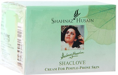 Shahnaz Husain Shaclove Cream For Pimple Prone Skin