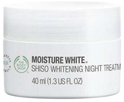 The Body Shop The Body Shop Night Treatment Moisture White