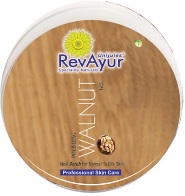 RevAyur Walnut Polishing gel