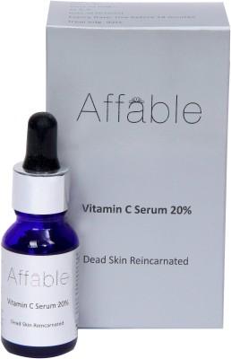 Affable Vitamin C Serum 20%