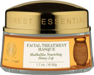 Forest Essentials Facial Treatment Masque Madhulika Nourishing Honey Lep(50 g)