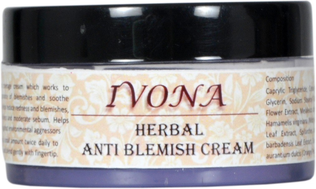 Ivona HERBAL ANTI BLEMISH CREAM(40 g)