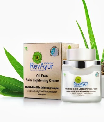 RevAyur Skin Lightening Cream (Oil Free)