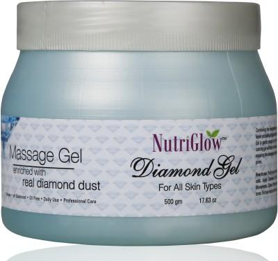 NutriGlow Diamond Massage Gel
