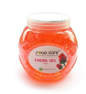 Sogo Cure Rose Facial Gel