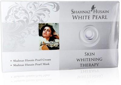 Shahnaz Husain White Pearl Skin Whitening Therapy (Set Of 2)(20 g)