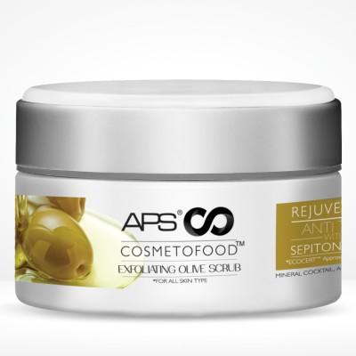 Aryanveda Aps Cosmetofood Exfoliating Olive Scrub