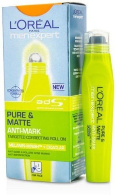 loreal paris pure & matte anti-mark roll on