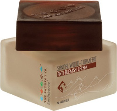The Nature's Co Sandalwood Turmeric Anti Blemish Cream