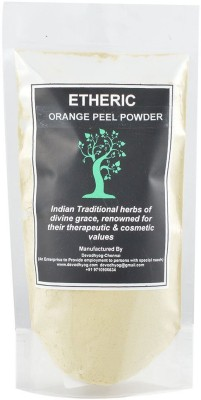 ETHERIC Pure Orange Peel Powder