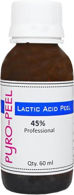 Pyro Peel Lactic Acid 45 % (For Dry and Dull Skin)