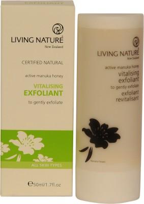 Living Nature Certified Natural Vitalising Exfoliant