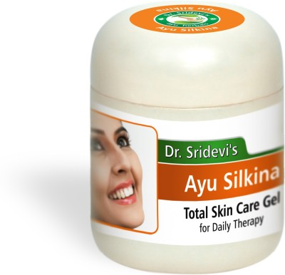 Dr. Sridevi's Ayu Silkina- Skin Care Gel for Daily Therapy