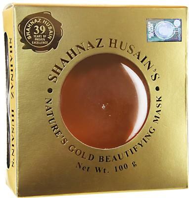 Shahnaz Husain Gold Beautifying Mask