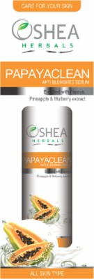 Oshea Herbals Papayaclean Anti Blemishes Serum