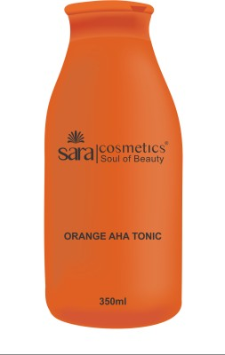 Sara Orange AHA Tonic