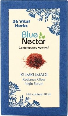 Blue Nectar Kumkumadi Ayurvedic Fairness Treatment for Face Glow