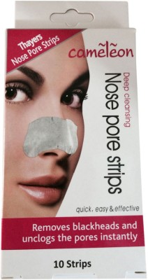Cameleon Nose Strips ( Quick, Easy & Effective ) - 10 Strips(10 g)