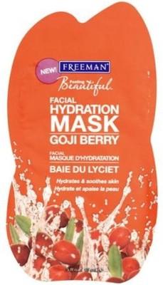 FREEMAN Beautiful Facial Hydration Mask Goji Berry ( Pack of 6 )