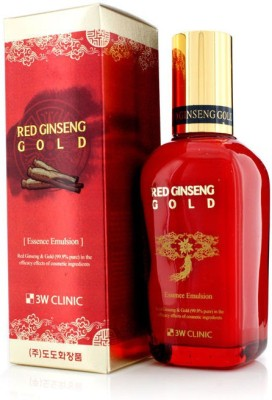 3W Clinic Red Ginseng Gold Essence Emulsion
