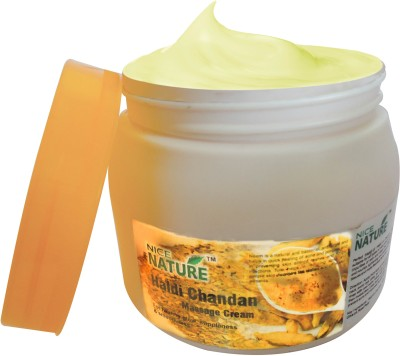NICE NATURE HALDI CHANDAN FACE CREAM