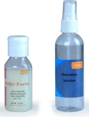 Rejsol Kojic 15% Glycolic 20% Lactic 30% 50ml
