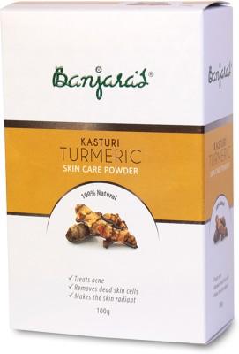 Banjaras Pure Herb Kasturi Turmeric
