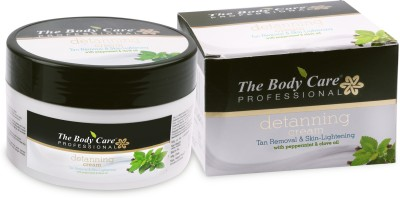 The Body Care detanning Cream Tan Removal & Skin Lightening(Price Includes Shipping Charges)