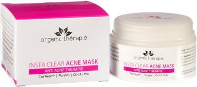 Organic Therapie Insta Clear Acne Mask