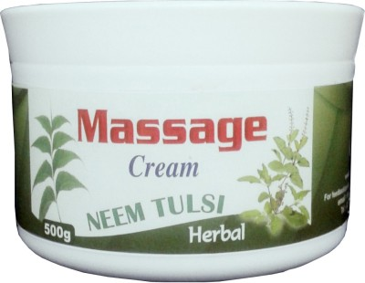 INSTO Massage Cream Enriched With Neem Tulsi