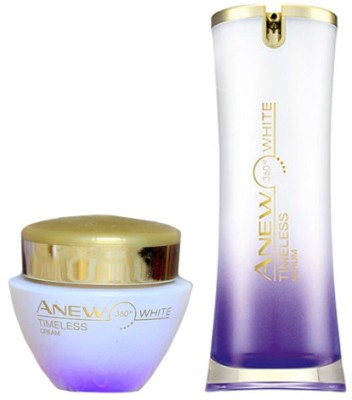 Avon Anew White Timeless Cream (30g) & Serum (30ml)