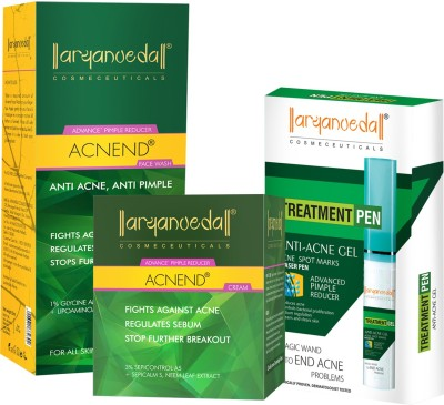 Aryanveda Advanced Acne Treatment Combo